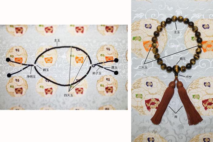 数珠・念珠の名称